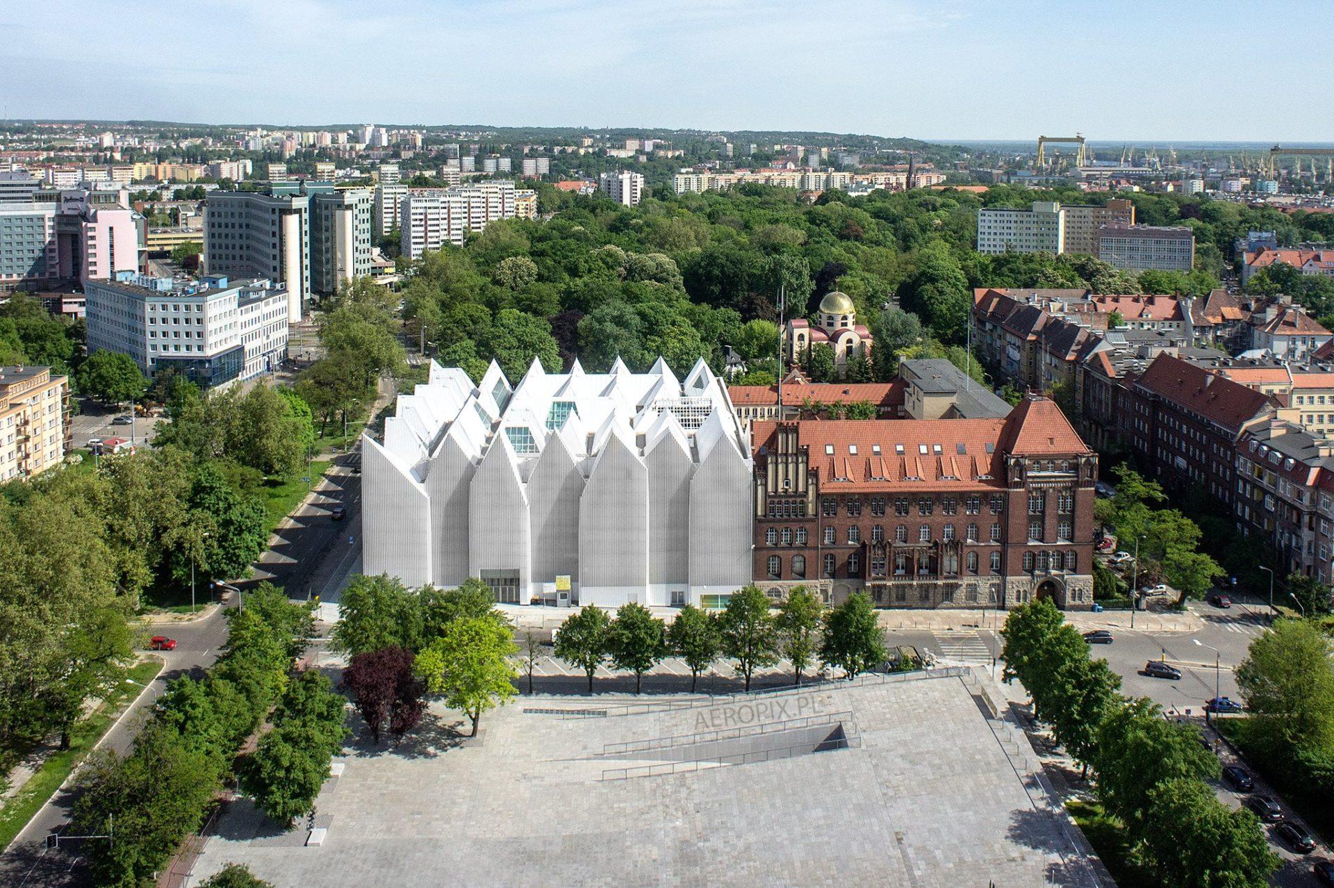 szczecin-filharmonia-z-drona