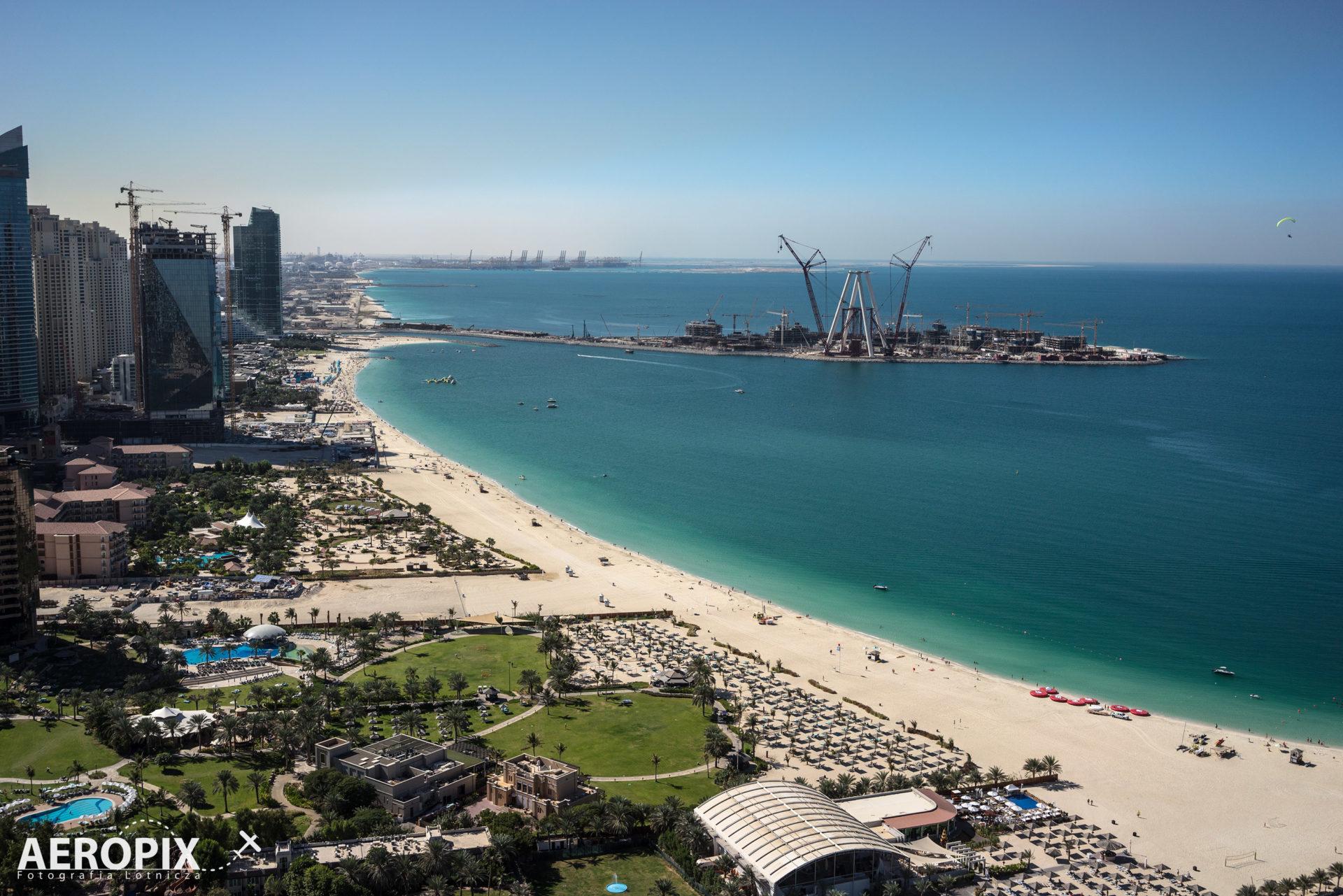 Dubai Meydan Beach