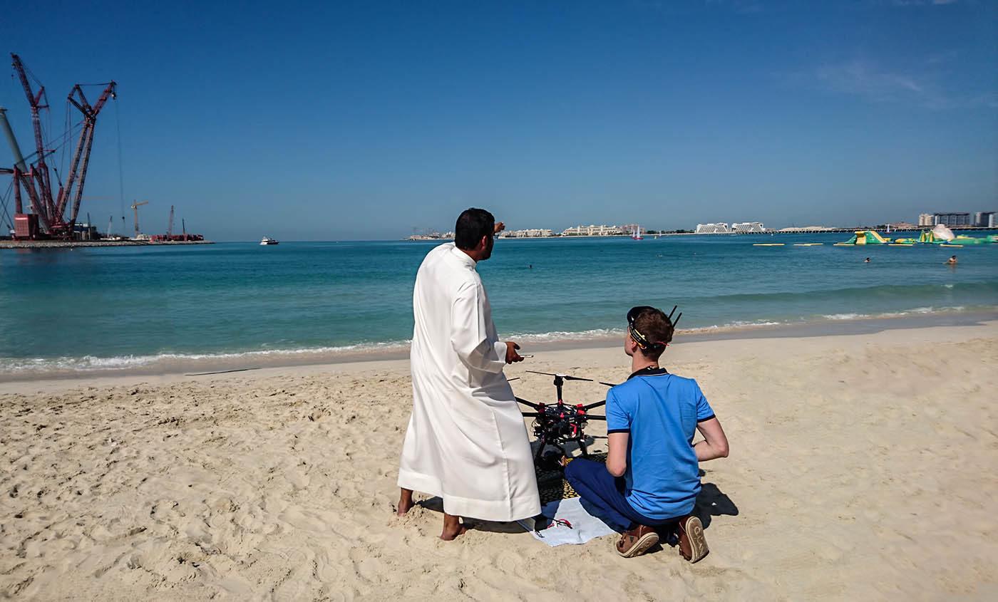 Dubai-beach-2