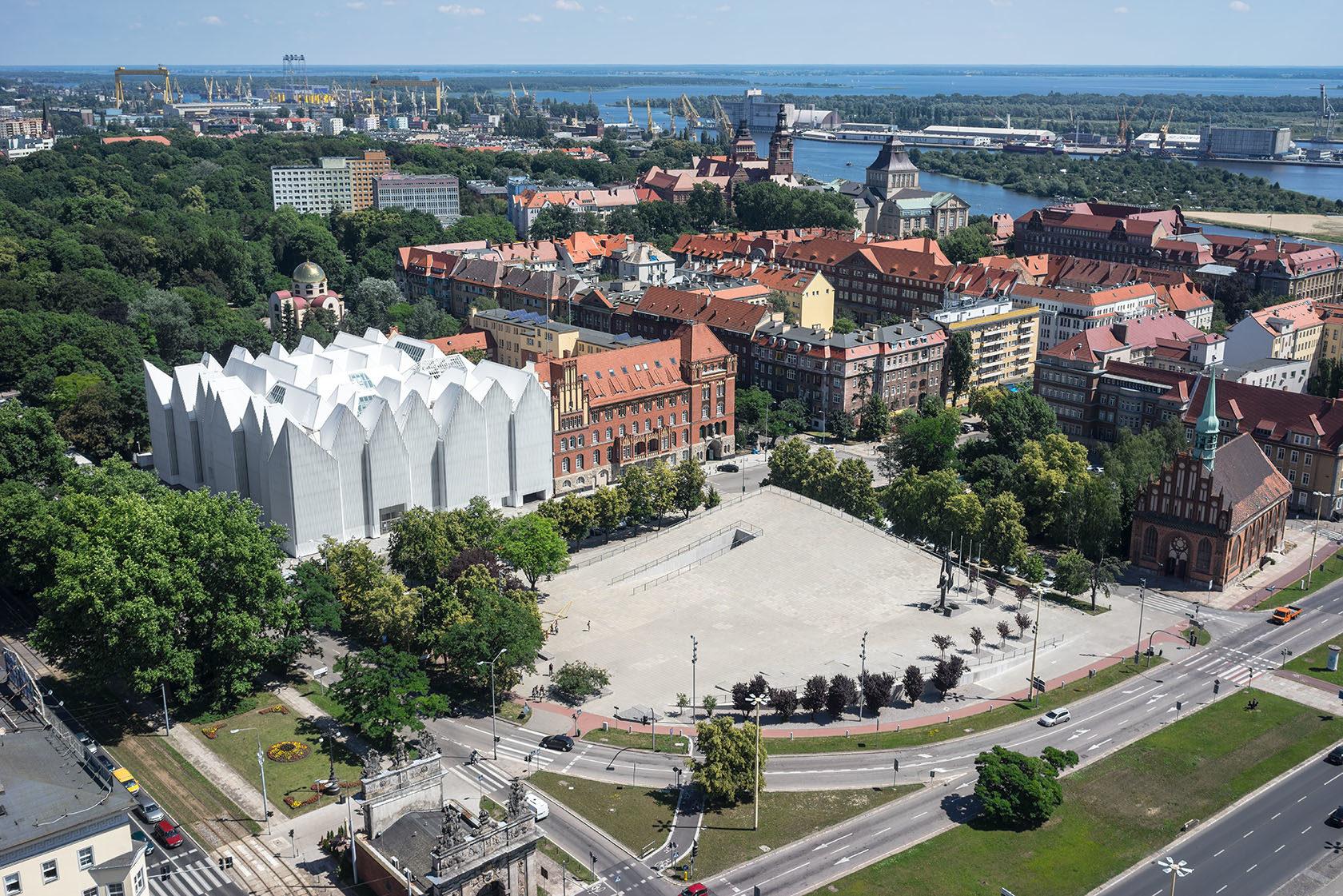 Filharmonia Szczecińska i CDP Roberta Koniecznego