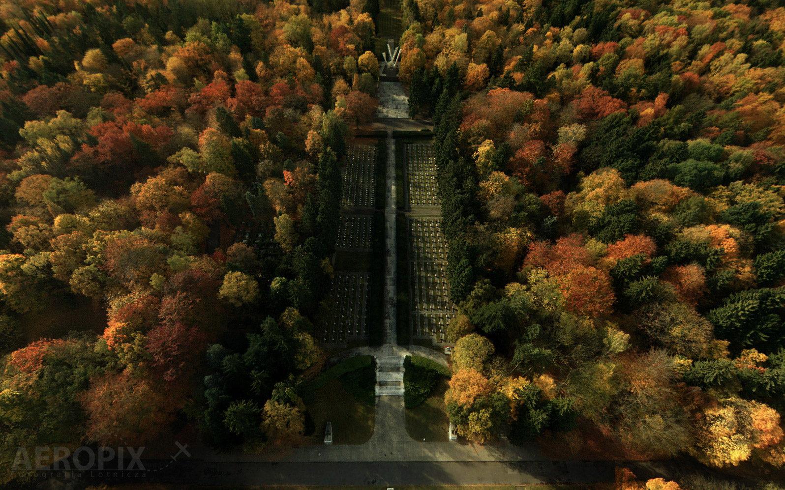 cmentarz_centralny_zdjecia_lotnicze